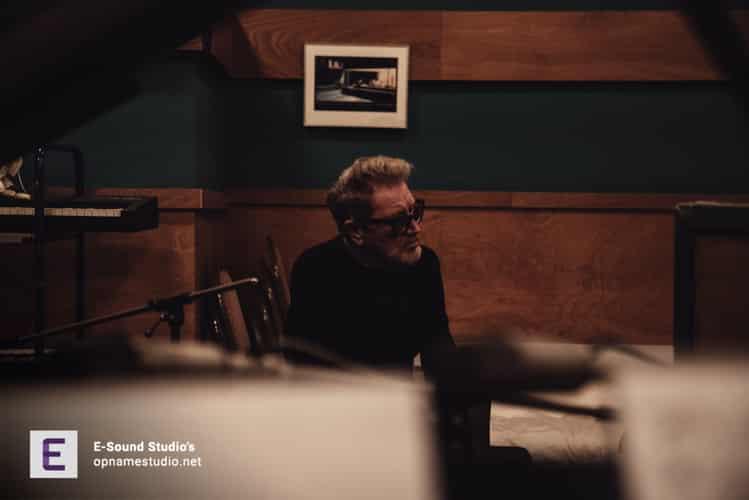 Flavium years Blues E-sound esound recording studio
