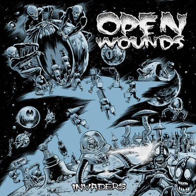 Open Wounds – Invaders