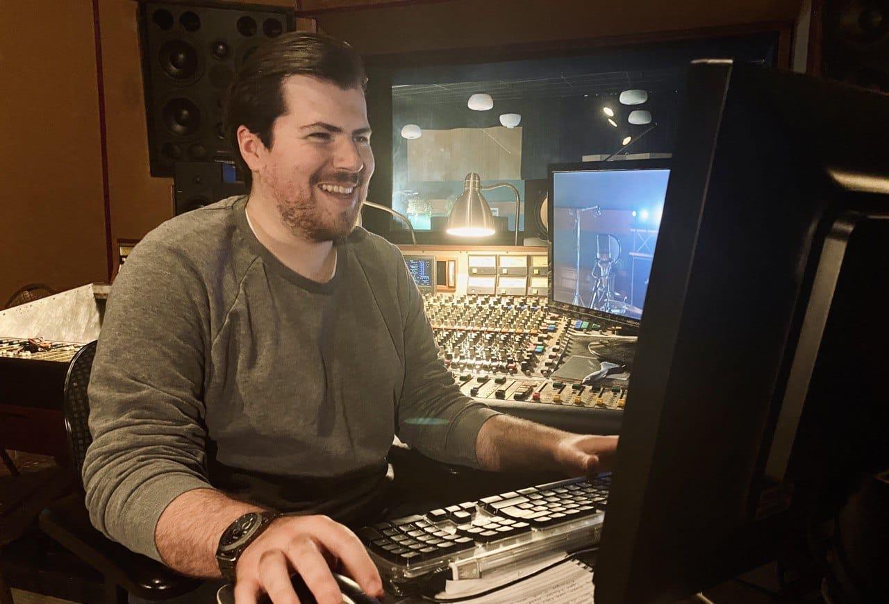 Joep van Malsen E-Sound Opnamestudio Weesp Soundengineer